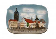 Reliéf České Budějovice