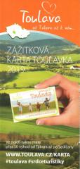 Toulava - zážitková karta Toulavka 2019