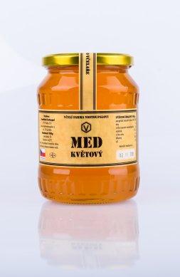 Med květový
