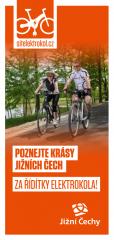 Poznejte krásy Jižních Čech za řídítky…