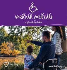 Jižní Čechy opravdová láska - Vozíčkář vozíkáři o…