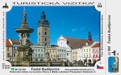 Turistická vizitka České Budějovice