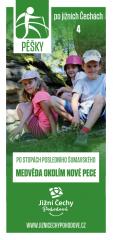 Pěšky po jižních Čechách - 4 PO STOPÁCH…