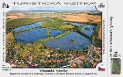 Turistická vizitka Vrbenské rybníky
