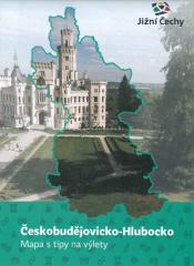 Českobudějovicko-Hlubocko Mapa s tipy na výlety