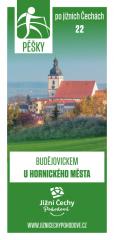 Pěšky po jižních Čechách - 22 BUDĚJOVICKEM U…