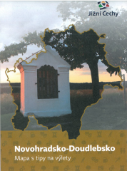 Novohradsko-Doudlebsko Mapa s tipy na výlety