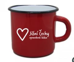 PLECHÁČEK Jižní Čechy opravdová láska červený