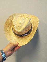 Slaměný klobouk pánský - Ahoj na Vltavě
