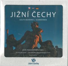 Kniha P.Radosta - Jižní Čechy Standard CZ