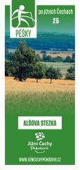 Pěšky po jižních Čechách - 25 ALŠOVA STEZKA