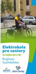 Elektrokola pro seniory Krajinou Suchdolska CZ