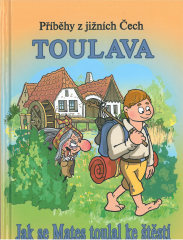 Kniha Příběhy z jižních Čech Toulava CZ