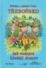 Kniha Příběhy z jižních Čech Třeboňsko CZ