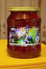 Med květový - lesní 950 g