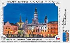 Turistická vizitka Radnice České Budějovice