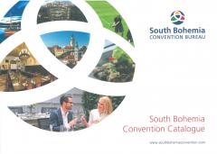 Jižní Čechy katalog kongresů ENG