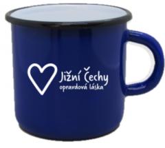 PLECHÁČEK Jižní Čechy opravdová láska modrý