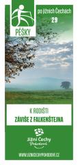 Pěšky po jižních Čechách - 29 K RODIŠTI ZÁVIŠE Z…