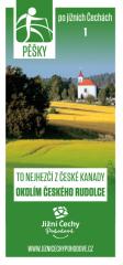 Pěšky po jižních Čechách - 1 TO NEJHEZČÍ Z ČESKÉ …