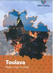 Toulava- Mapa s tipy na výlety