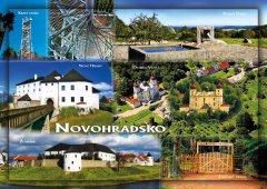 Pohlednice Novohradsko Rillich