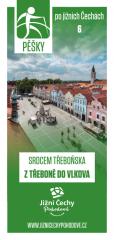 Pěšky po jižních Čechách - 6 SRDCEM TŘEBOŇSKA Z…