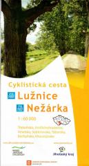 Cyklistická cesta Lužnice, Nežárka