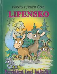 Kniha Příběhy z jižních Čech Lipensko CZ