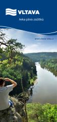 VLTAVA řeka plná zážitků CZ