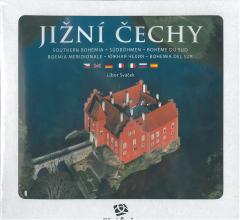 Kniha velká Jižní Čechy CZ