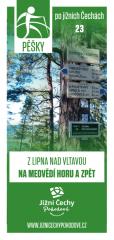 Pěšky po jižních Čechách - 23 Z LIPNA NAD VLTAVOU…