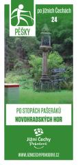 Pěšky po jižních Čechách - 24 PO STOPÁCH PAŠERÁKŮ…