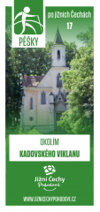 Pěšky po jižních Čechách - 17 OKOLÍM KADOVSKÉHO…
