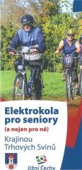 Elektrokola pro seniory Krajinou Trhových Svinů CZ