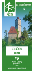 Pěšky po jižních Čechách - 15 SEDLÁČKOVA STEZKA