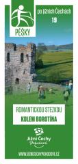 Pěšky po jižních Čechách - 19 ROMANTICKOU STEZKOU…