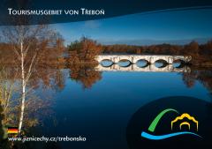 Image brožura turistické oblasti Třeboňsko DE