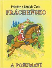Kniha Příběhy z jižních Čech Prácheňsko CZ