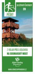 Pěšky po jižních Čechách - 28 Z VOLAR PŘES…