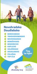 Novohradko Doudlebsko - tipy na výlet