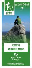 Pěšky po jižních Čechách - 13 PO MODRÉ NA KNÍŽECÍ…