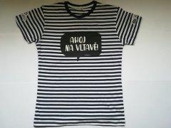 Tričko Ahoj na Vltavě