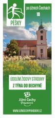Pěšky po jižních Čechách -10 ÚDOLÍM ŽIDOVY…