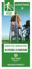Pěšky po jižních Čechách - 11 POHODOVÝ VÝŠLAP Z J…