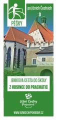 Pěšky po jižních Čechách - 3 JENÍKOVA CESTA DO…