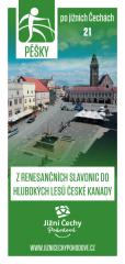 Pěšky po jižních Čechách - 21 Z RENESANČNÍCH…